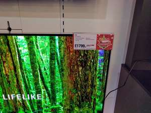 "LG OLED55E7N 55"" Smart 4K Ultra HD HDR OLED TV in store £1799 @ Hughes"