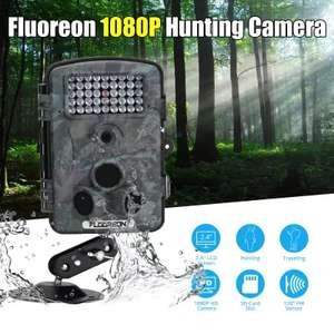 Another Gearbest Euro Warehouse Floureon deal, wildlife camera £22.65