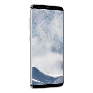 Samsung Galaxy S8 LTE 64GB SM-G950F Arctic Silver £504.90 @ Amazon Dispatched from and sold by Power Tech Shop