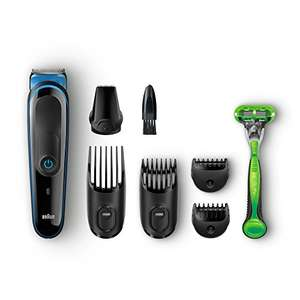 Braun Beard & Hair trimmer Kit lightening deal £18.49 PRIME / £23.24 Non-Prime + 10% OFF with Student Prime @ Amazon