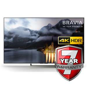 Sony KD65XE9005BU 65-inch 4K HDR LED TV + FREE WALL BRACKET £1595 @ TPS