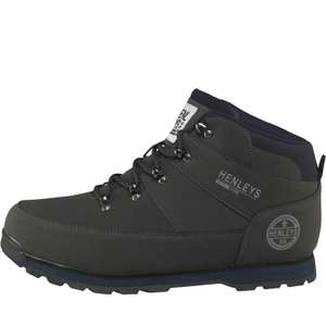 Henleys-mens Oakland boots - £24.49 Delivered @ M&M