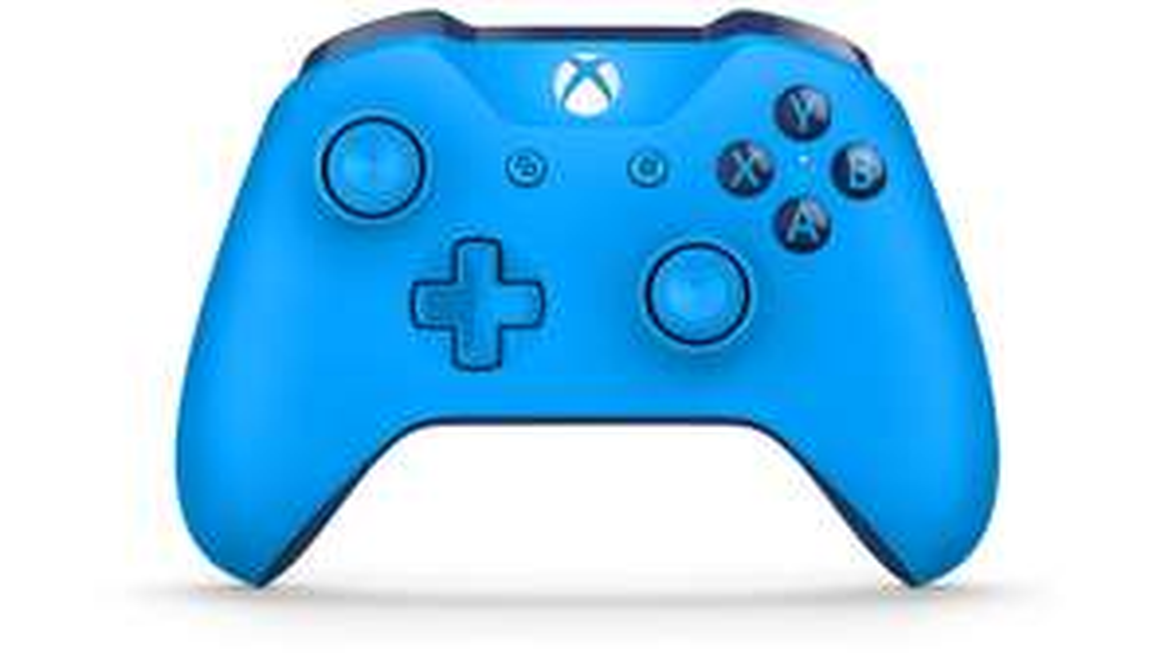 Xbox Wireless Controller – Blue - £39.99 @ Xbox (Microsoft Store)