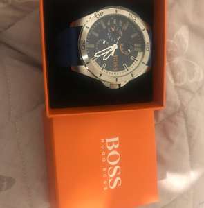 Hugo boss Berlin watch £69.99 @ Argos