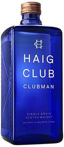 Haig Club Clubman £14.85 (Prime) @ Amazon