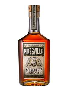 Pikesville Straight Rye 110 Proof (Best Rye & 2nd Best Whiskey in the World) £59.99 @ Distillers Direct