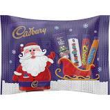 Cadbury Selection box with 5 bars a 1 bag 169g for £1 @ Tesco