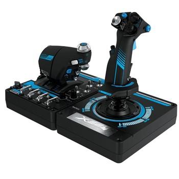 Logitech G Saitek X56 HOTAS Rhino Flight Control System £207.99 @ Box