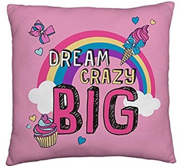 Jojo Siwa cushion £4.99 at Home Bargains