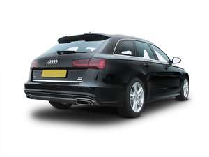 Audi A6 Avant1.8TFSI S-line S Tronic [2018] 2 Year Lease deal £228.17 a month £2,053.53 inc VAT initial payment £7481.44 @Lease4less