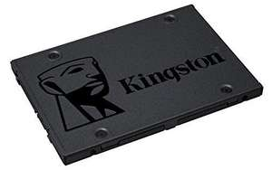 Kingston SSD A400 Solid State Drive 2.5 inch SATA 3 - 120 GB £39.99 @ Amazon