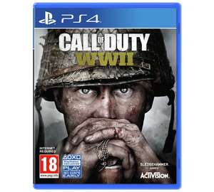 COD WW2 £36.99 at Argos (C&C)