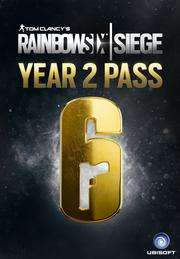 [PC] Rainbow Six: Siege Year 2 Pass ( Uplay Key) £12.12 @ GamersGate