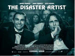 The Disaster Artist - Free Cinema ~ New Date ~ Wed 29th Nov @ 6.30pm
