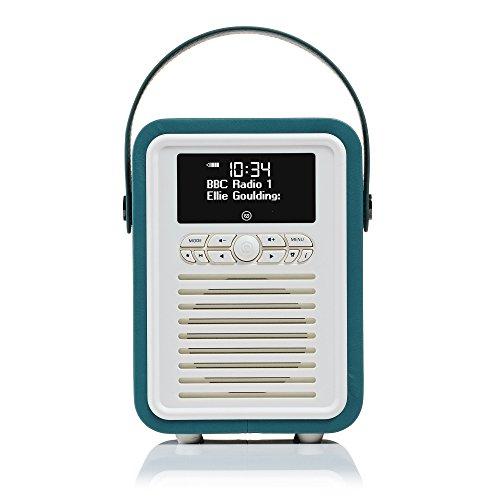 VQ retro Dab radio , alarm clock, Bluetooth and usb charger. £49.49 @ Amazon