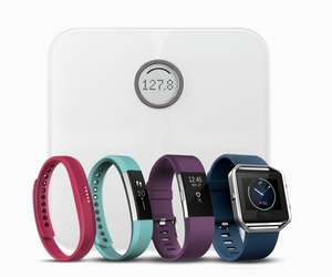Save up to 40£ on Fitbit & accessories