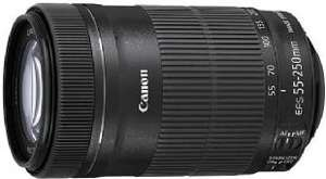 Canon EF-S 55-250mm f/4-5.6 IS STM @HDewCameras £135