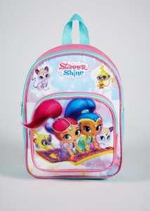 Shimmer and Shine Backpack now £4 @ Matalan free click and collect