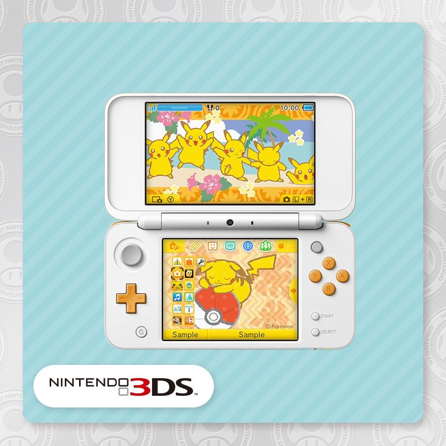 Pokémon: Pikachu & Poké Ball (Theme) Download code * Nintendo 3DS / 2DS * 100 Platinum Points @ My Nintendo