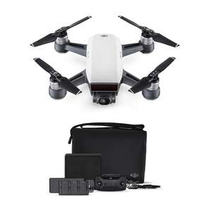 DJI Spark Fly More Combo Quadcopter Drone (UK) £519 at VERY