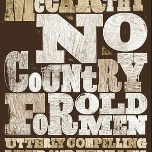 No Country For Old Men - Cormac McCarthy. Kindle Ed. Now £1.19 @ amazon