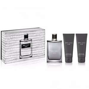 Jimmy Choo Man EDT 100ml, Shower Gel 100ml & After Shave Balm 100ml Gift Set was £64 now £39 / ISSEY MIYAKE L'EAU D'ISSEY Eau De Toilette 50ml, Body Lotion 50ml & Shower Cream 50ml Gift Set now £30 Del @ Beauty Base  (more in OP)