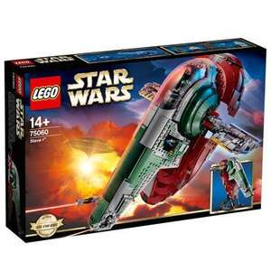 LEGO 75060 Star Wars Slave I - £134.99 at  Smyths Toys