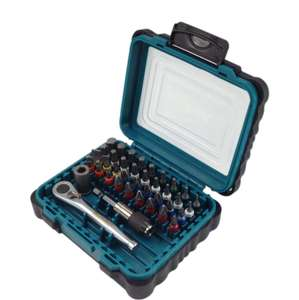 Makita P-79158 Screwdriver Bit Set (39 Pieces) £19.99  (Prime) / £24.74 (non Prime) at Amazon