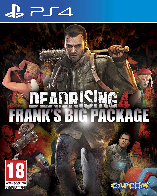 Dead Rising 4: Frank's Big Package (PS4) £28 (Prime) £30 (Non-prime) Delivered @ Amazon