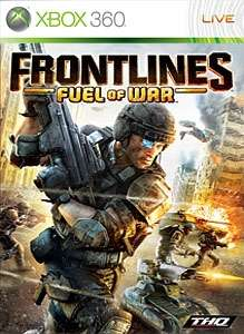 Frontlines:Fuel of War (X360/XO) £1.19 @ Xbox (With Gold)