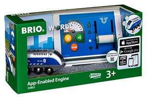 BRIO World - App Enabled Remote Control Engine £21 @ Amazon