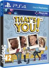 That's You (PS4 PlayLink)  £4.85 Delivered @ Shopto