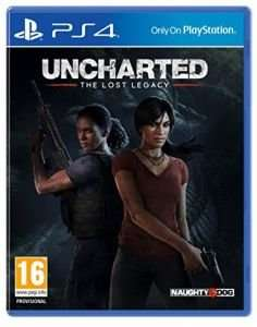 Sony Uncharted: The Lost Legacy (Includes free download of That's You) - PS4 - £14 at  Amazon (prime member exclusive)