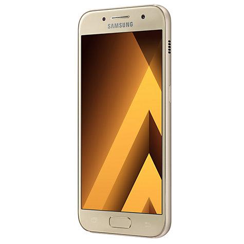 Samsung Galaxy A3 Smartphone (2017) Sim Free £199.95 @ John Lewis