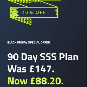 The Body Coach 90 day plan down to £88.20