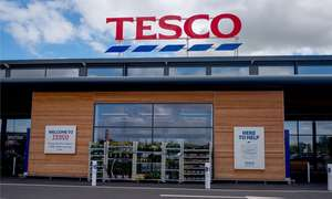 £10 Tesco eGiftcard for £5 at Groupon (Selected accounts)