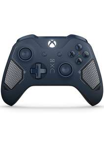 Xbox One Wireless Controller Special Edition - Patrol Tech / Gray/Green £41.85 each @ Simply Games