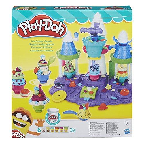 Play-Doh Ice Cream Castle - £9.49 @ Amazon (Prime exclusive)
