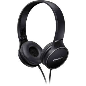 Panasonic RP-HF300ME-K On-Ear Headphones (Black) £15.20 delivered w/code @ AO