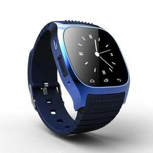 M26 Bluetooth R-Watch SMS Anti Lost Smart Sport Watch For Android  - £7.46 at Banggood