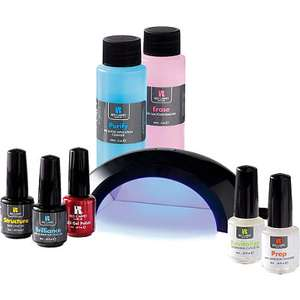 Gel Polish starter set half price at Marks and Spencer- £30 was £60 & 10% Quidco (free C+C)