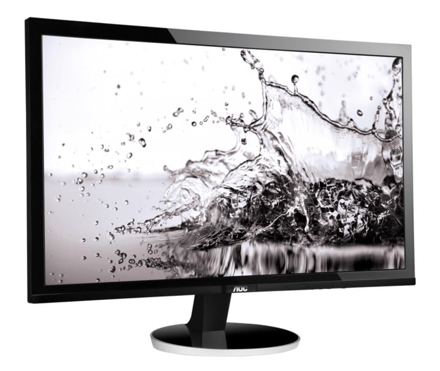 "AOC Q2778VQE 27"" QHD LED Monitor - £189.99 @ CCLOnline"