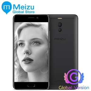 Meizu M6 Note Global Version - £147.04 @ AliExpress (3GB RAM, 32GB storage (expandable), Band 20 support)