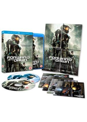 Halo 4: Forward Unto Dawn Deluxe Edition (Blu-Ray / DVD) & Halo: Nightfall - Collectors Edition £3.19 each Delivered @ Base