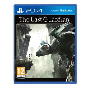The Last Guardian PS4 at Smyths Toys for £14.99