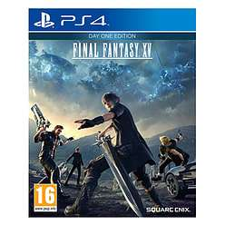 Final Fantasy XV - Day One Edition (PS4) £14.99 Delivered @ GAME