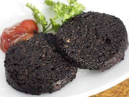 Black pudding b&m stores 500g for £1