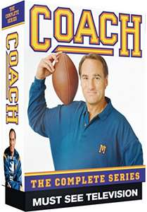 Coach - Complete Series 1 - 9  approx £28.15 @ amazon US
