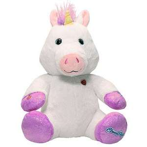 Cloud Pets 36cm Interactive Soft Toy - Unicorn at The Toy Shop/Entertainer for £5.99