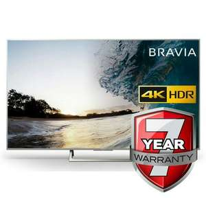 Sony KD55XE8577SU 55-inch 4K HDR LED TV at TPS for £895 + postage @ TPS